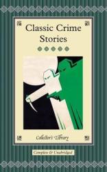 Classic Crime Stories - фото обкладинки книги