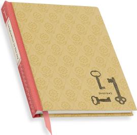 Classic Journal: Vintage Keys - фото книги