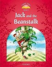 """Classic Tales 2nd Edition 2: Jack and the Beanstalk"" - фото обкладинки книги"