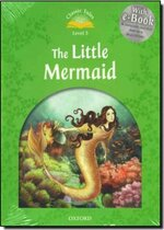 Книга Classic Tales 2nd Edition 3: The Little Mermaid with MultiROM