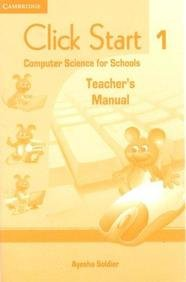 Книга для вчителя Click Start 1 Teacher's Manual with DVD-ROM