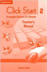 Click Start 2 Teacher's Manual with DVD-ROM
