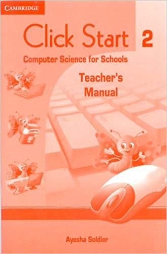 Книга для вчителя Click Start 2 Teacher's Manual with DVD-ROM