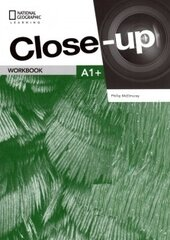 Close-Up 2nd Edition A1+. Workbook and Online Workbook - фото обкладинки книги