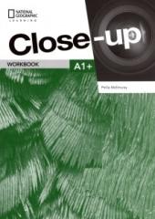 Close-Up 2nd Edition A1+. Workbook and Online Workbook - фото обкладинки книги