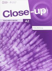 Close-Up 2nd Edition A2. Teacher's Book with Online Teacher Zone - фото обкладинки книги