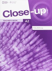 Close-Up 2nd Edition A2. Teacher's Book with Online Teacher Zone - фото обкладинки книги