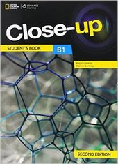 Close-Up 2nd Edition B1. Student's Book + Online Student Zone - фото обкладинки книги