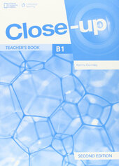 Close-Up 2nd Edition B1. Teacher's Book with Online Teacher Zone + Audio + Video - фото обкладинки книги