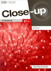 Close-Up 2nd Edition B1+. Workbook - фото обкладинки книги