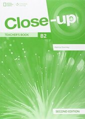 Close-Up 2nd Edition B2. Teacher's Book with Online Teacher Zone - фото обкладинки книги