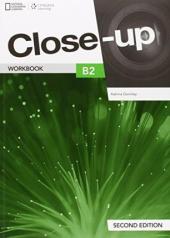 Close-Up 2nd Edition B2. Workbook - фото обкладинки книги