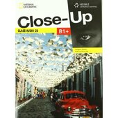 Close-Up B1+. Class CD - фото обкладинки книги