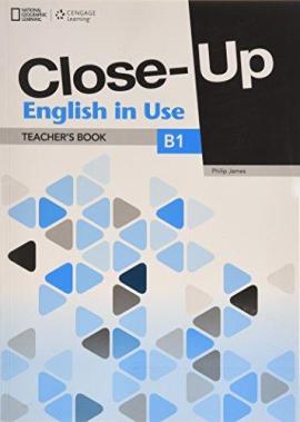 Книга для вчителя Close-Up B1 English In Use TB