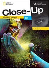 Close-Up B1: Get close to English through a Close-Up on the real world - фото обкладинки книги