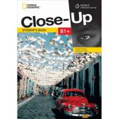 Close-Up B1+. Student's Book with DVD - фото обкладинки книги