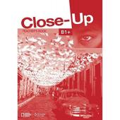 Close-Up B1+. Teacher's Book - фото обкладинки книги