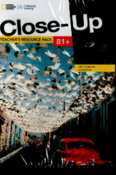 Close-Up B1+. Teacher's Resource (CD-ROM + Audio CD) - фото обкладинки книги