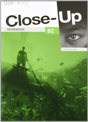 Робочий зошит Close-Up B1 Workbook with Audio CD
