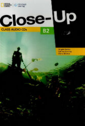 Close-Up B2. Class CD - фото обкладинки книги