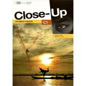 Close-Up C1. Student's Book with DVD - фото обкладинки книги