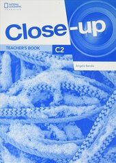 Close-Up C2. Teacher's Book with Online Teacher Zone - фото обкладинки книги