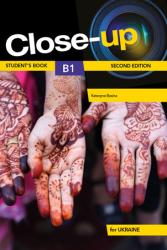 Close-Up for Ukraine 2nd Edition B1. Student's Book - фото обкладинки книги