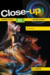 Close-Up for Ukraine 2nd Edition B2. Student's Book - фото обкладинки книги