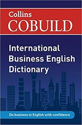 COBUILD International Business English Dictionary - фото обкладинки книги