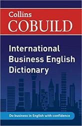 COBUILD International Business English Dictionary - фото обкладинки книги
