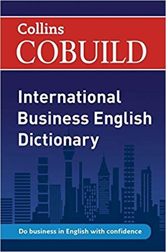 Посібник COBUILD International Business English Dictionary