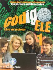 Codigo ELE 1: Libro del profesor + CD audio - фото обкладинки книги