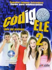 Codigo ELE 2: Libro del profesor + CD audio GRATUITA - фото обкладинки книги
