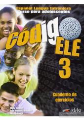 Codigo Ele : Cuaderno de ejercicios 3 - фото обкладинки книги