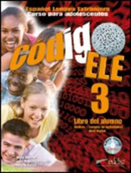 Codigo Ele : Libro Del Alumno + Libro Digital B1 (CD-ROM) 3 - фото книги