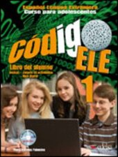 Codigo Ele : Libro Del Alumno + Libro Digital (CD-Rom) 1 - фото обкладинки книги