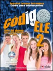 Codigo Ele : Libro Del Alumno + Libro Digital (CD-Rom) 2 - фото обкладинки книги