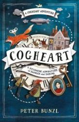 Cogheart - фото обкладинки книги