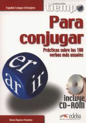 Coleccion Tiempo : Tiempo para conjugar - libro + CD-Rom - фото обкладинки книги