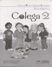 Colega : Guia Didactica 2 - фото обкладинки книги