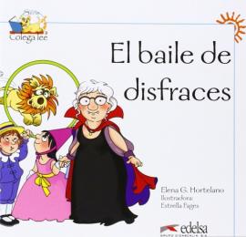 Colega Lee 1. El baile de disfraces! (читанка) - фото книги