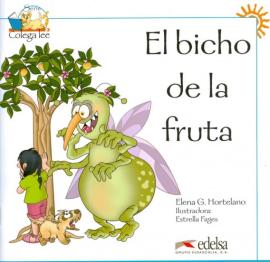 Colega Lee 1. El bicho de la fruta! (читанка) - фото книги
