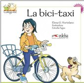 Colega Lee 2. 1/2 La bici-taxi! (читанка) - фото обкладинки книги