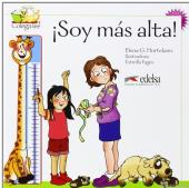 Colega Lee 2. 3/4 Soy mas alta (читанка) - фото обкладинки книги
