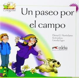 Colega Lee 2. 5/6 Un paseo por el campo (читанка) - фото книги