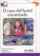 Colega Lee 3. 3/4 El caso del hotel encantado (читанка) - фото обкладинки книги