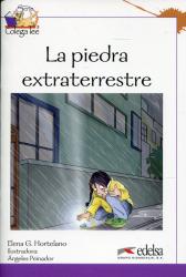 Colega Lee 3. 5/6 La piegra extraterrestre (читанка) - фото обкладинки книги