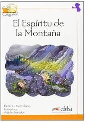 Colega Lee 4. 1/2 El Espiritu de la Montana - фото обкладинки книги