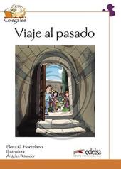 Colega Lee 4. 3/4 Viaje Al Pasado (читанка) - фото обкладинки книги