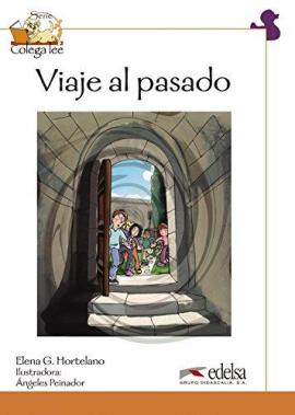Colega Lee 4. 3/4 Viaje Al Pasado (читанка) - фото книги